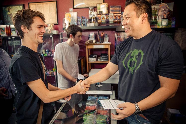 Magic Open House - ¡Aprende a jugar a Magic: The Gathering!