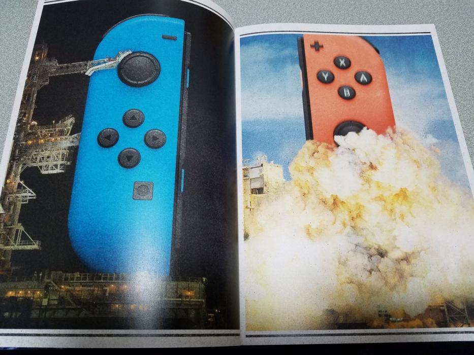 Nintendo - Libro de empleados 2017