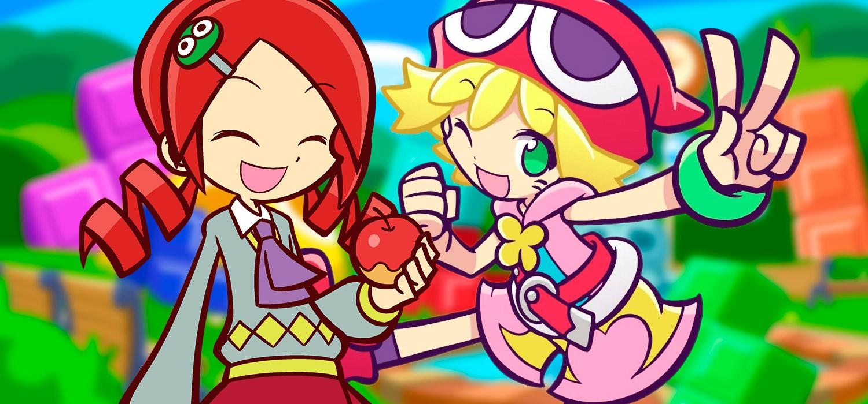 Puyo Puyo Tetris - usar esta