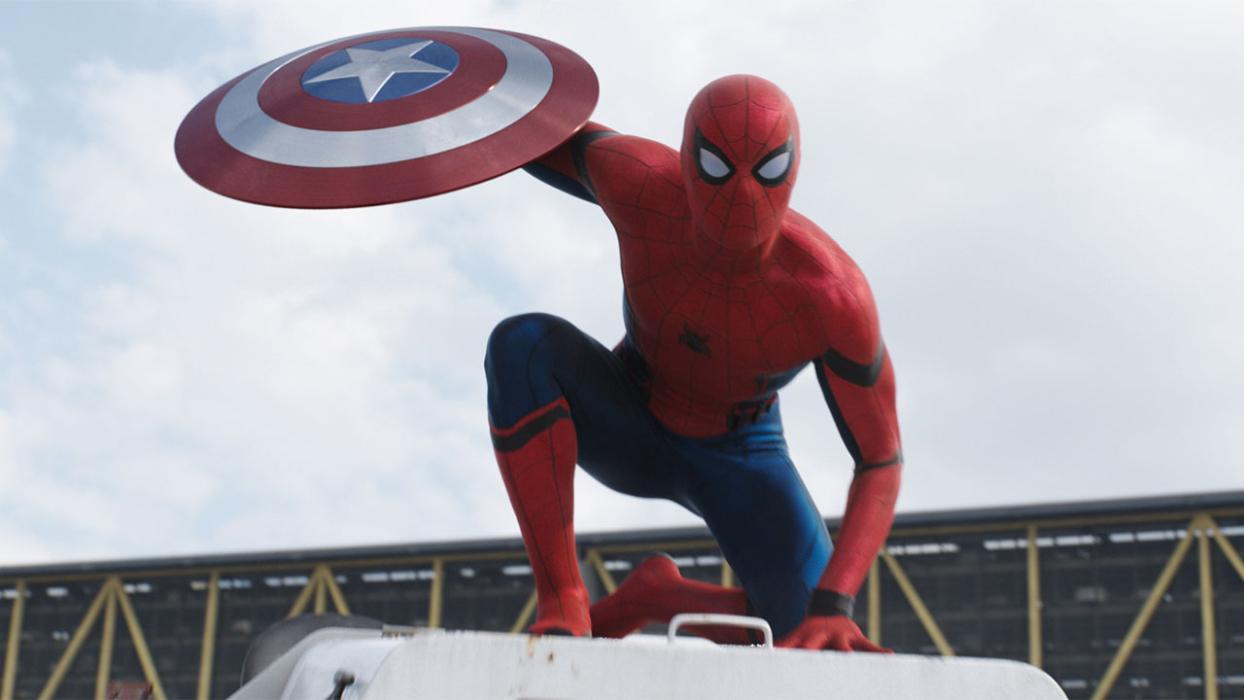 Spider-Man estará en Vengadores 4