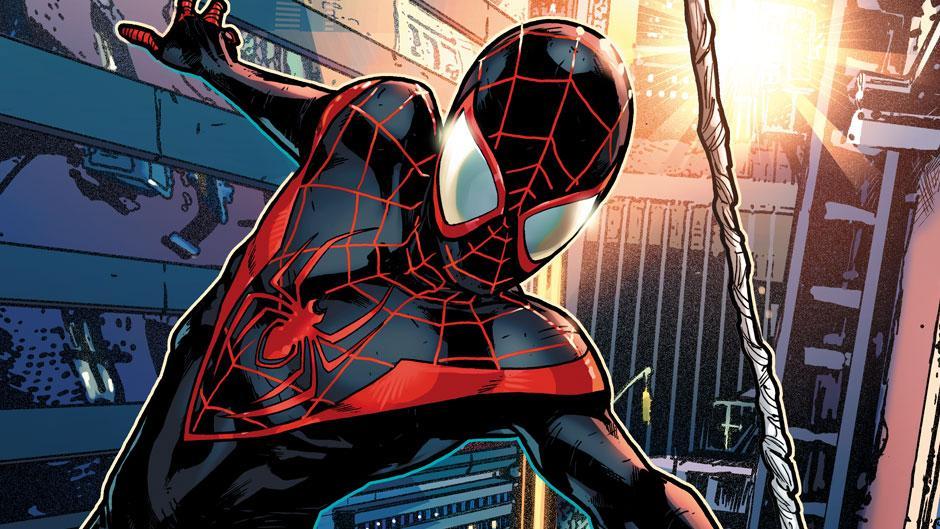 Spider-Man película animada protagonizada por Miles Morales
