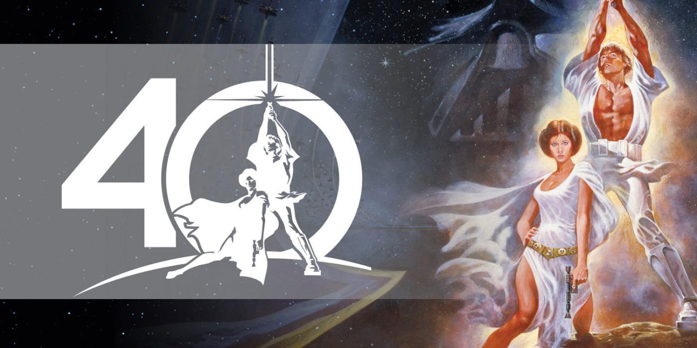 Star Wars 40 Aniversario - Hoy tendremos un gran anuncio