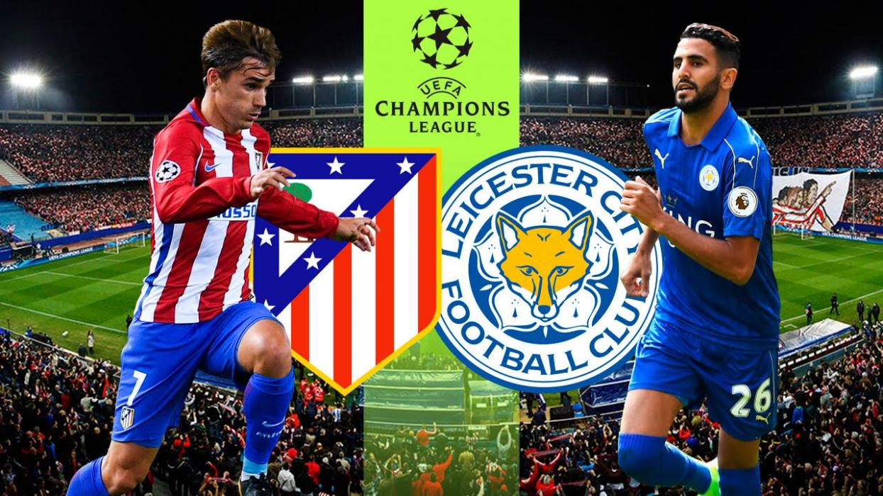 Ver Atletico Leicester