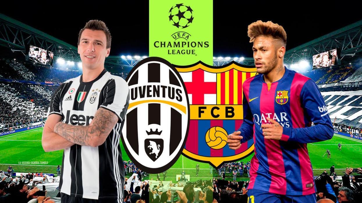 Ver Juve Barça Online