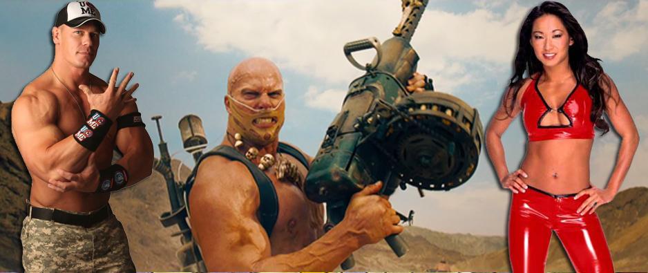 WWE - Los mejores cameos de luchadores en el cine