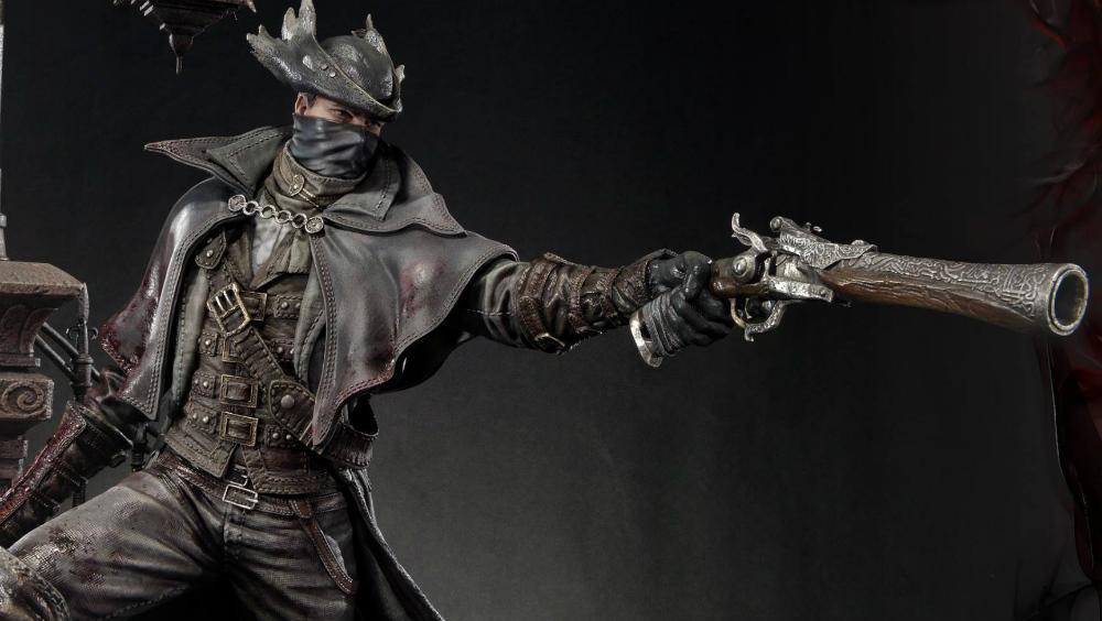 Bloodborne - Nueva figura