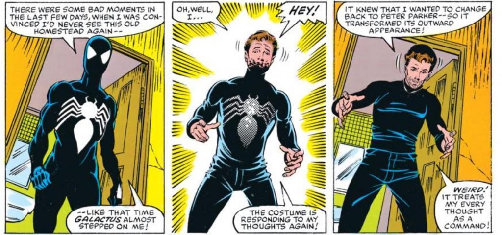 Poderes y debilidades de Venom