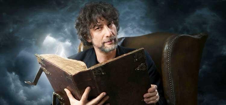 American Gods y otras serie y películas de libros de Neil Gaiman
