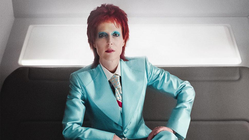 Gillian Anderson , David Bowie
