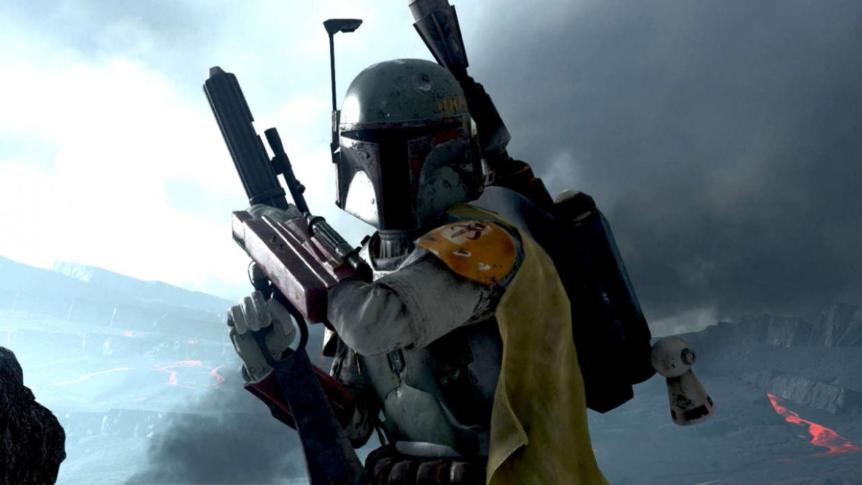 Boba Fett Star Wars Battlefront