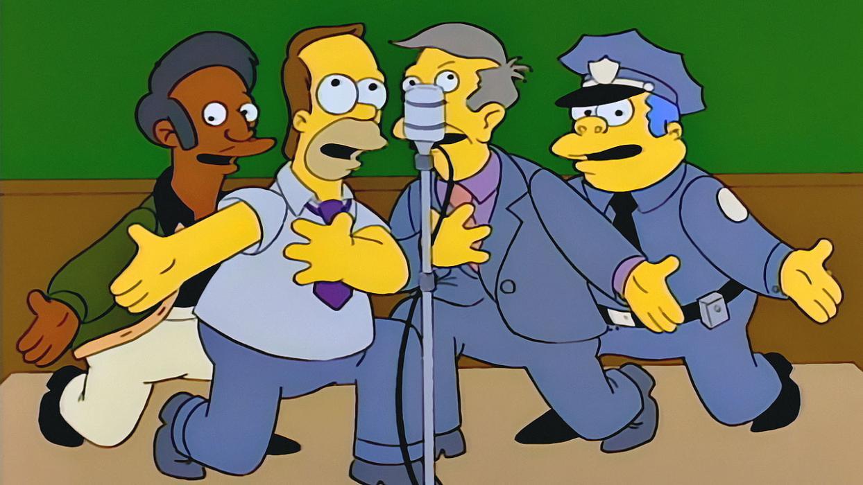 Canciones de Los Simpson