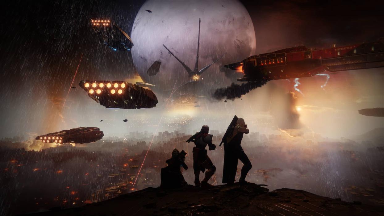 Destiny 2 campaña 4