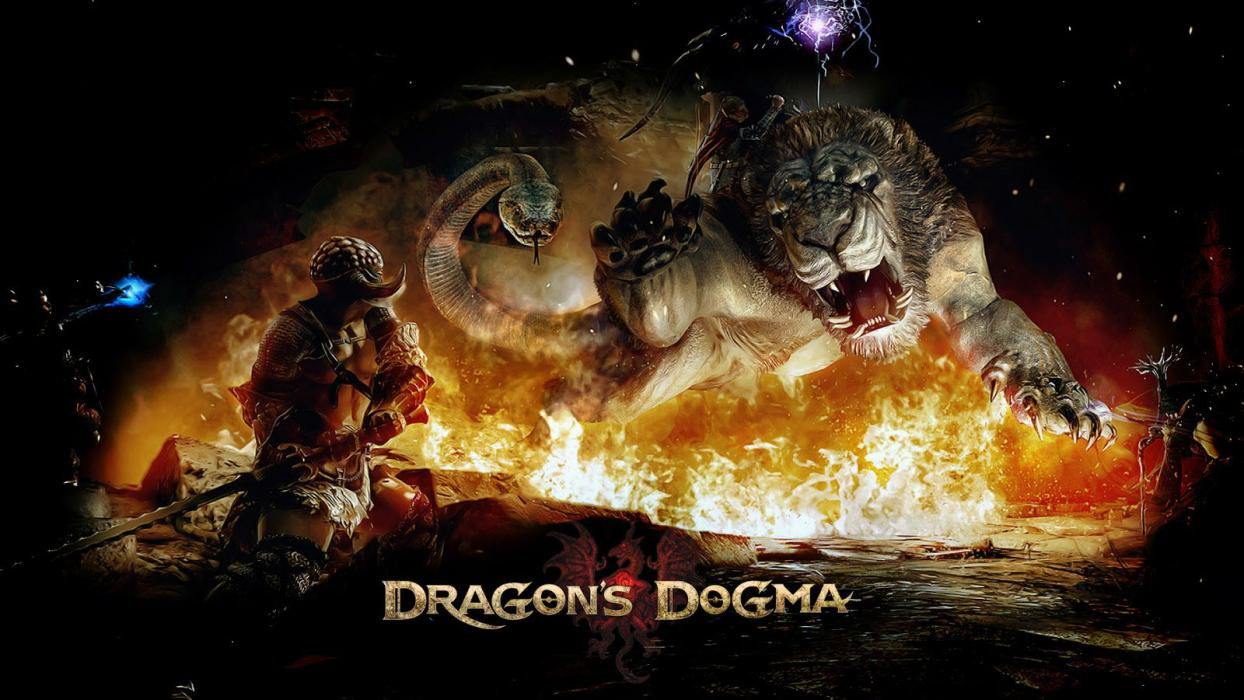 Dragons Dogma PS4 Xbox One