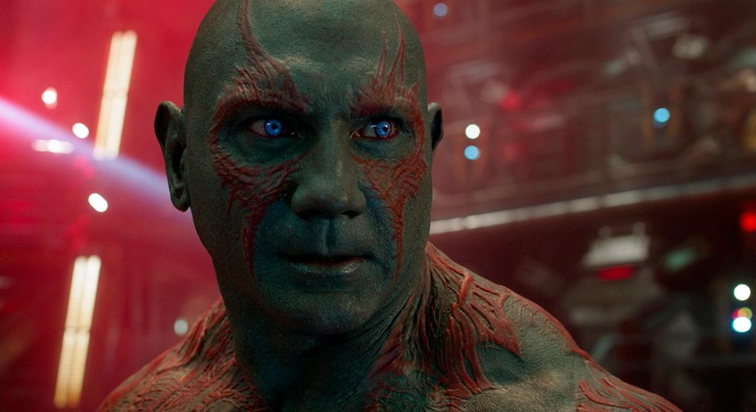 Drax, el destructor - Guardianes de la Galaxia