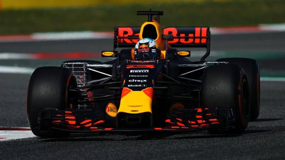 F1 GP España 2017