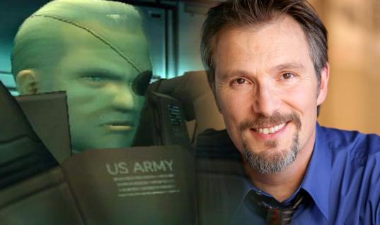 Fallece John Cygan, la voz de Solidus Snake en MGS 2
