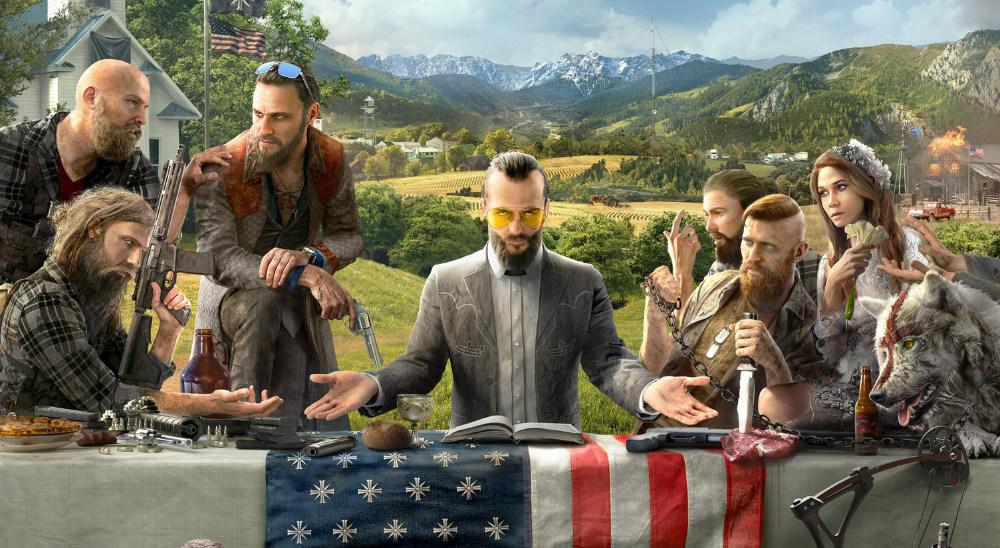 Far Cry 5 Cartel