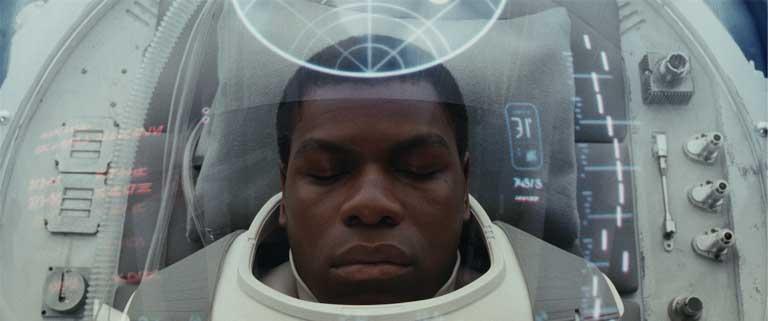 Finn, en tráiler de Los últimos Jedi