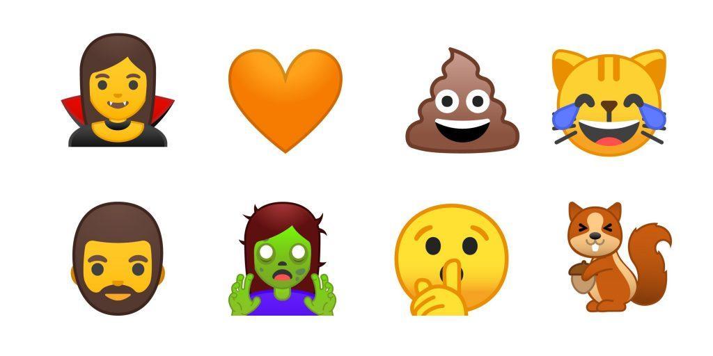 Google rediseña sus emojis para Android O