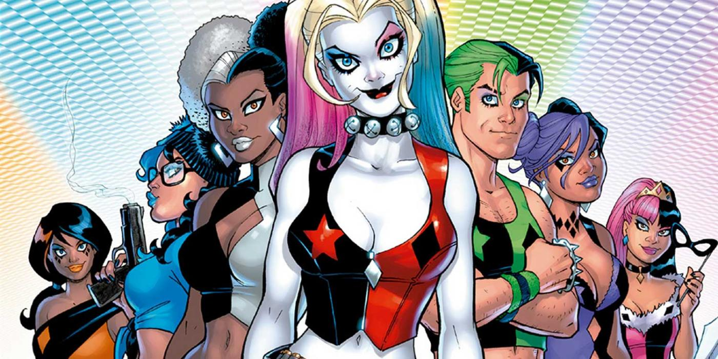 Harley Quinn y su banda de Harleys - Review de la mini-serie