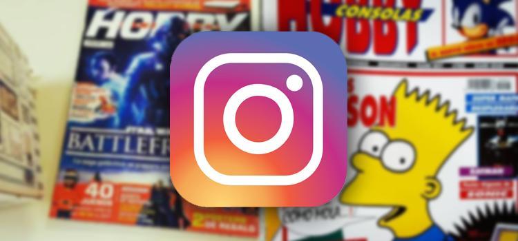 Instagram Hobby Consolas