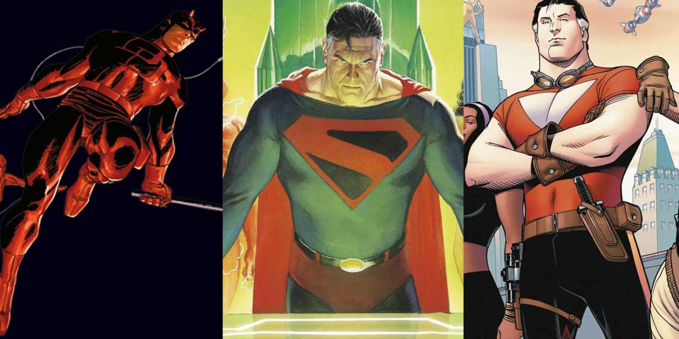 Los mejores cómics de mayo de 2017 - ¡Cage!, Kingdom Come...
