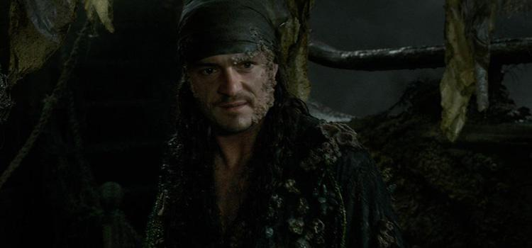 Salazar, Orlando Bloom, Will Turner