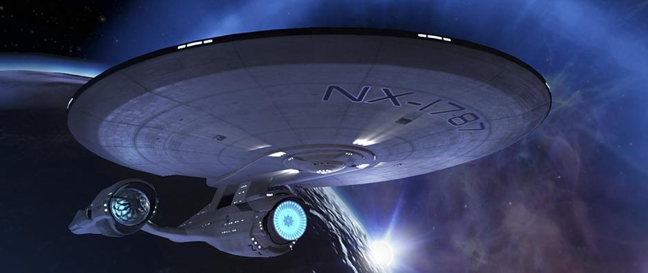 Principal Star Trek Bridge Crew