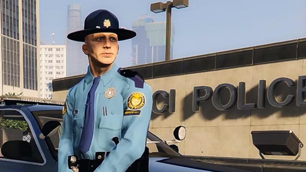 Sheriff Eli GTA Online