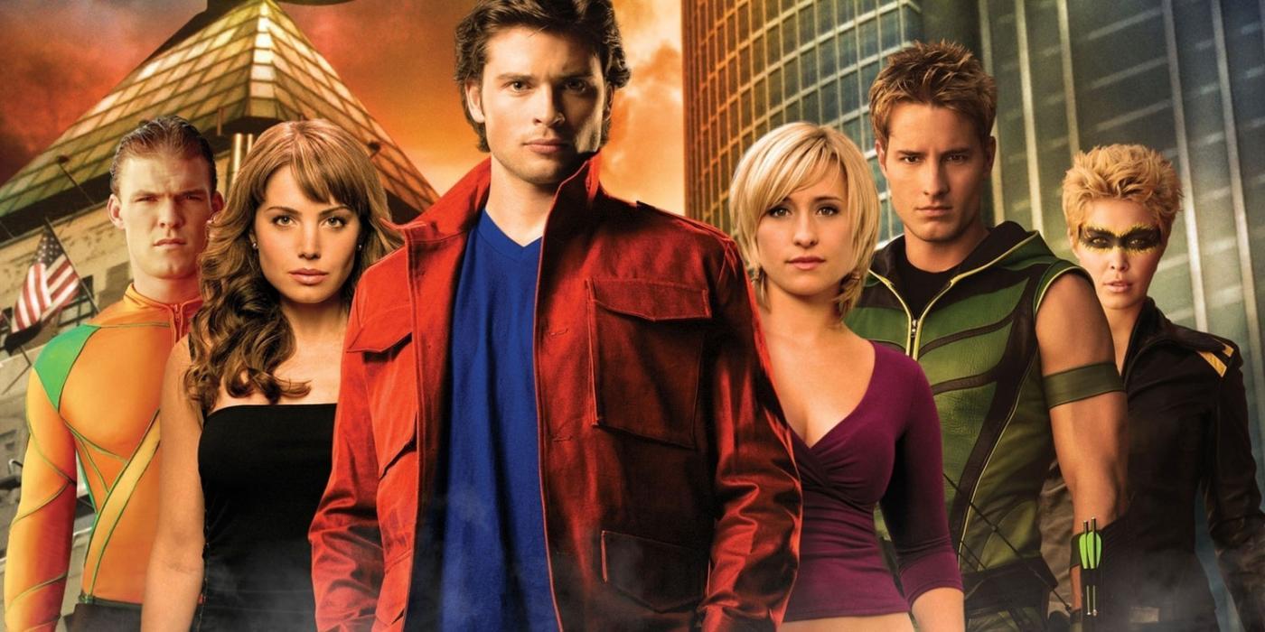 Smallville - ¿Cómo acabó la serie de tv del joven Superman?