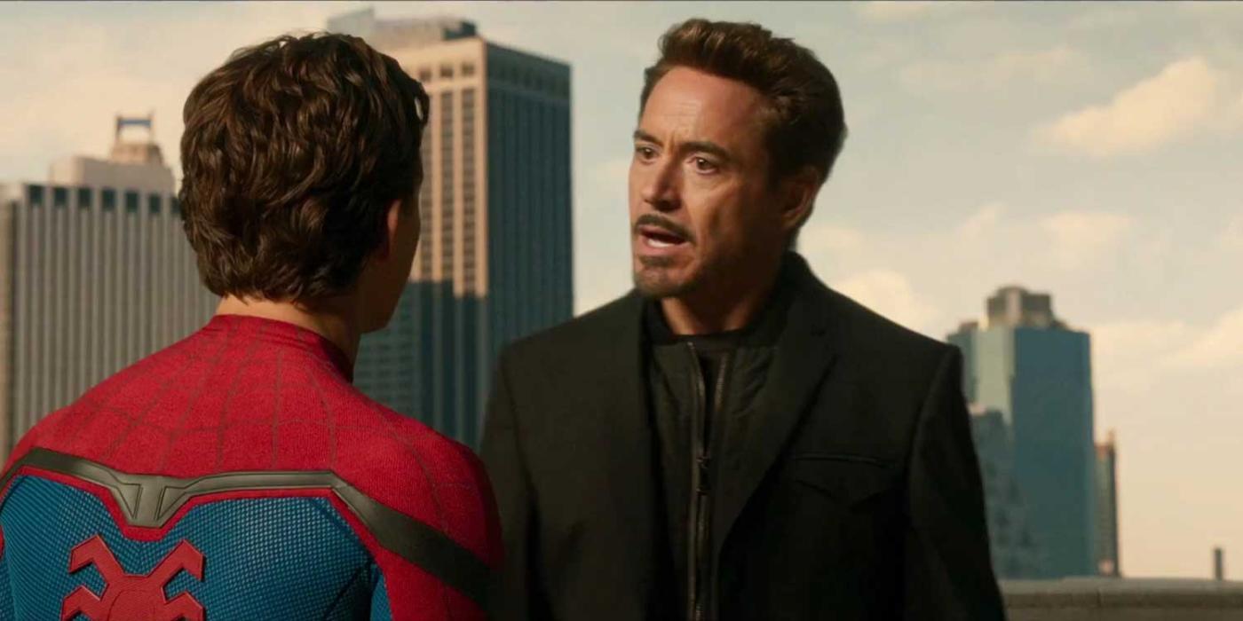Spider-man: Homecoming  ¿Es realmente Tony Stark carne de mentor?