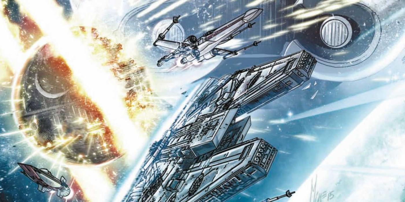 Star Wars: Rumbo al Despertar de la Fuerza