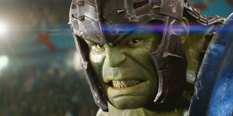 Hulk, Gladiador