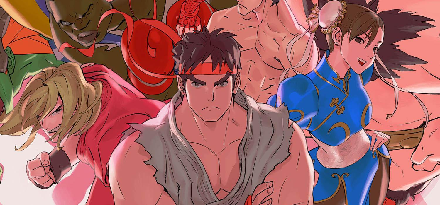 Ultra Street Fighter