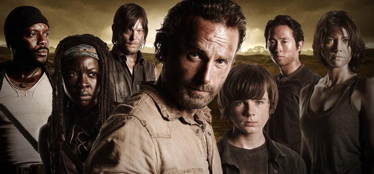 AMC, zombies, serie
