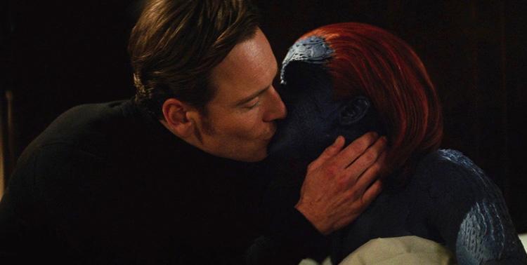 Jennifer Lawrence, Michael Fassbender, Magneto, Mística