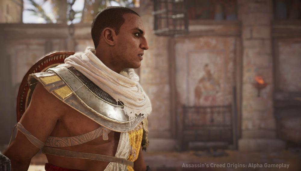 Assassin's Creed Origins en Xbox One X