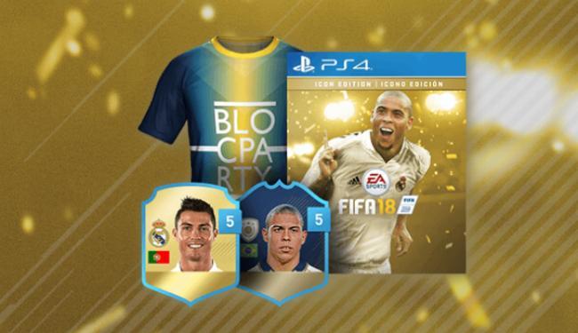 FIFA 18 ediciones