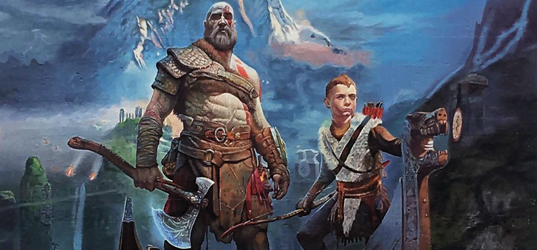 God Of War La Odisea De Kratos Y Su Llegada A Ps4