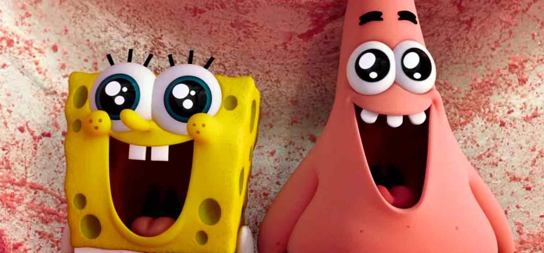 Mejores películas infantiles de Netflix: Bob Esponja