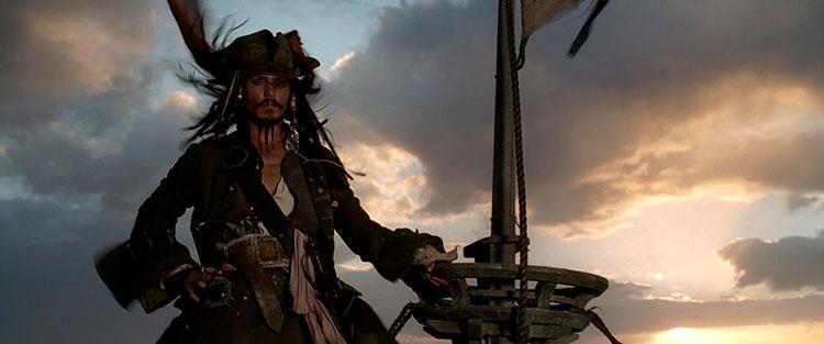 Las mejores películas de Piratas