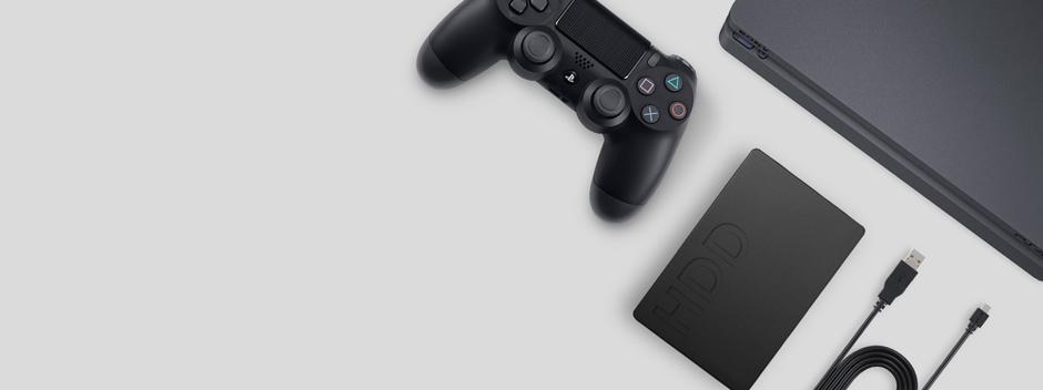 Cómo instalar juegos en discos duros externos en PS4