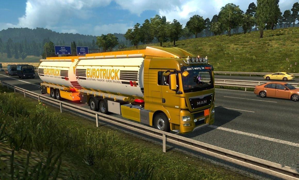Euro Truck Simulator 2 - Mejores mapas y mods de 2017
