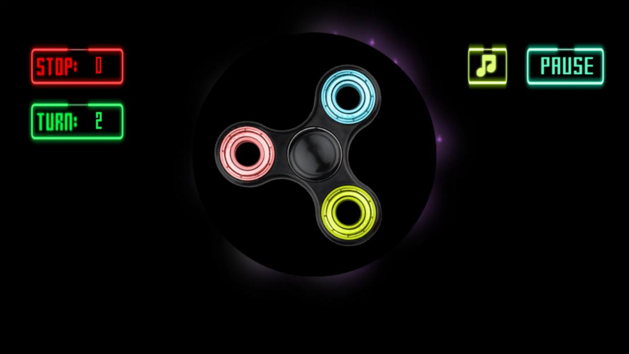 Fidget Spinner Android