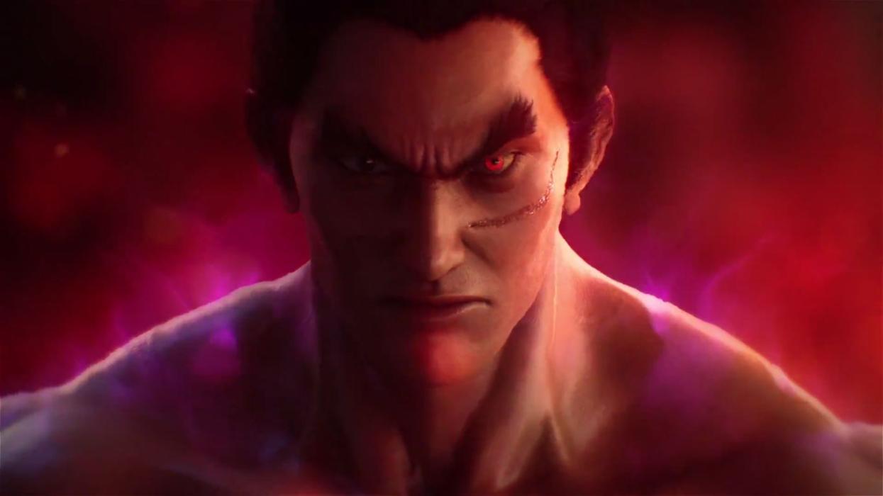 Tekken 7 - Movimientos y combos de Kazuya Mishima