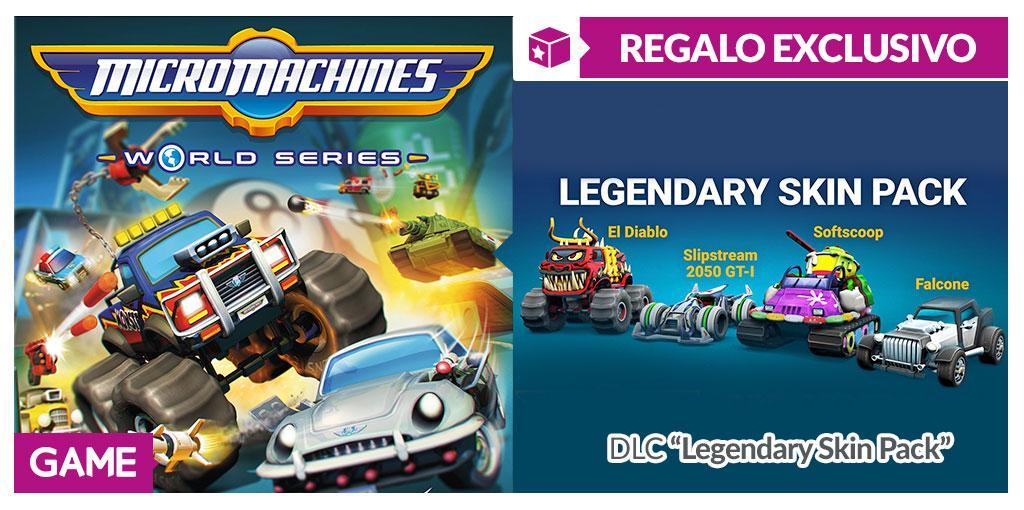 Micro Machines World Series en GAME