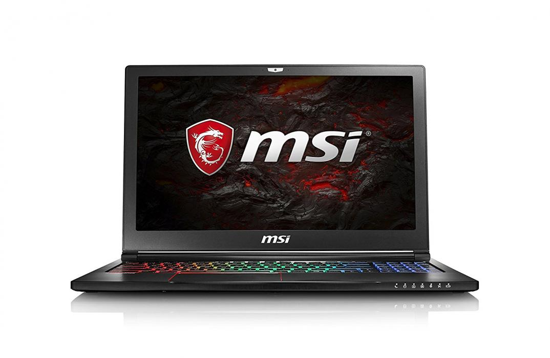 MSI Stealth Pro 4K GS63VR