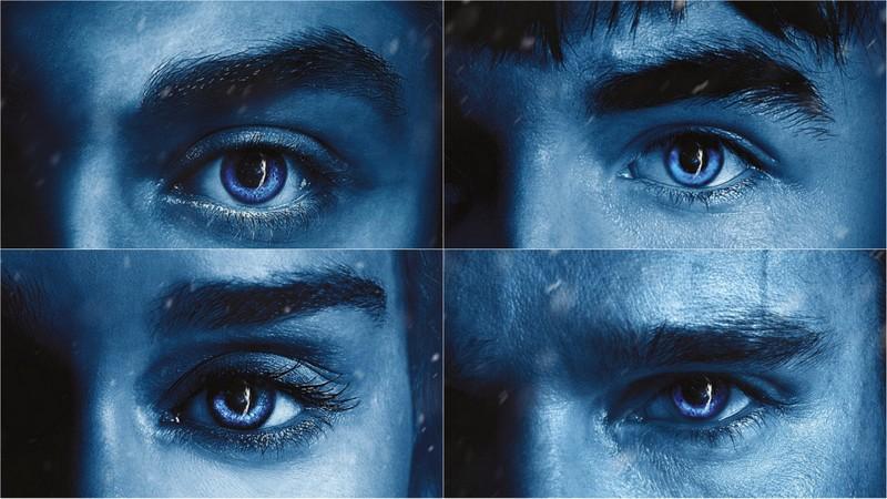 El Rey de la Noche en los ojos de los protagonistas de Juego de Tronos