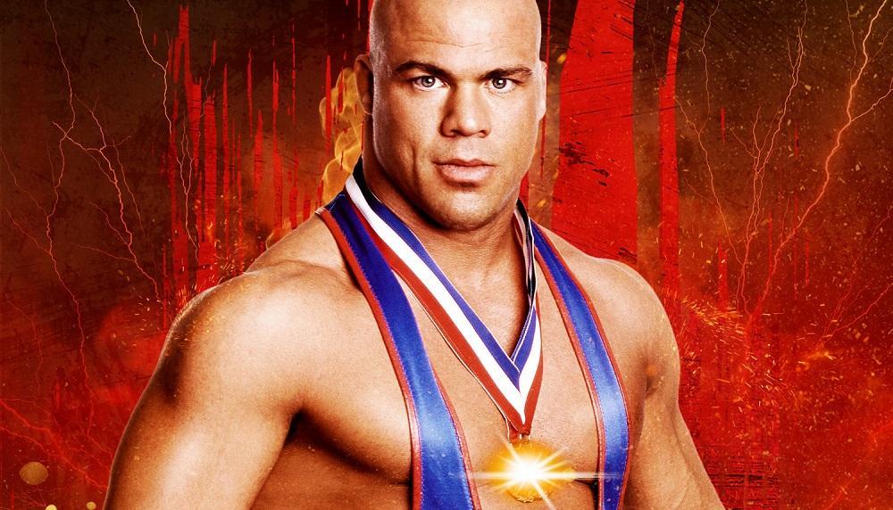 WWE 2K18 - Kurt Angle