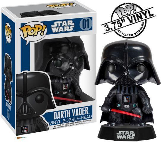 #01 Darth Vader